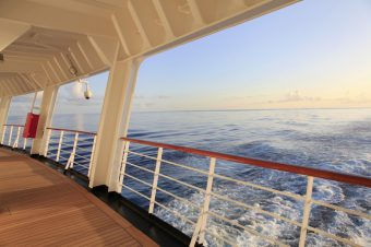 Cruising Across the Atlantic – Destination USA