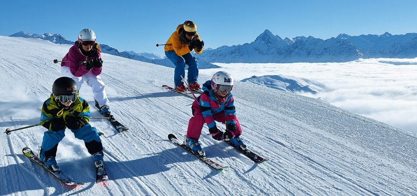 Family Ski Holidays in France are the Best – Here's Why…