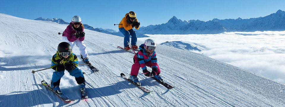 Family Ski Abroad