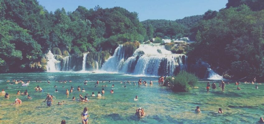 Croatia travelling